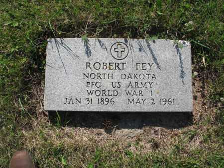 FEY 178, ROBERT - LaMoure County, North Dakota | ROBERT FEY 178 - North Dakota Gravestone Photos