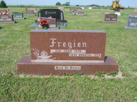 FREGIEN 241, JOHN - LaMoure County, North Dakota   JOHN FREGIEN 241 - North Dakota Gravestone Photos