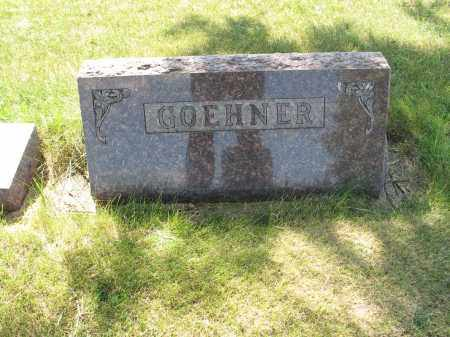 GOEHNER 126, FAMILY (FRED) MARKER - LaMoure County, North Dakota   FAMILY (FRED) MARKER GOEHNER 126 - North Dakota Gravestone Photos
