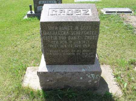 GROSZ 117, MAGDALENA - LaMoure County, North Dakota | MAGDALENA GROSZ 117 - North Dakota Gravestone Photos
