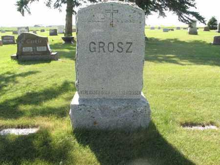 GROSZ 157, FAMILY (JOHN) MARKER - LaMoure County, North Dakota | FAMILY (JOHN) MARKER GROSZ 157 - North Dakota Gravestone Photos
