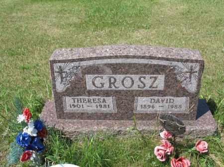 GROSZ 400, DAVID - LaMoure County, North Dakota | DAVID GROSZ 400 - North Dakota Gravestone Photos