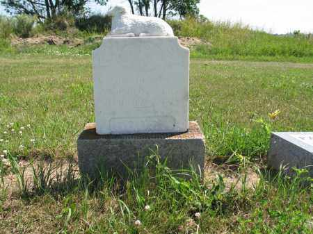 GROSZ 451, LILLIAN DELORES - LaMoure County, North Dakota   LILLIAN DELORES GROSZ 451 - North Dakota Gravestone Photos