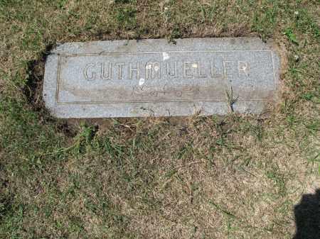 GUTHMUELLER 492, FAMILY (EDWARD) MARKER - LaMoure County, North Dakota | FAMILY (EDWARD) MARKER GUTHMUELLER 492 - North Dakota Gravestone Photos