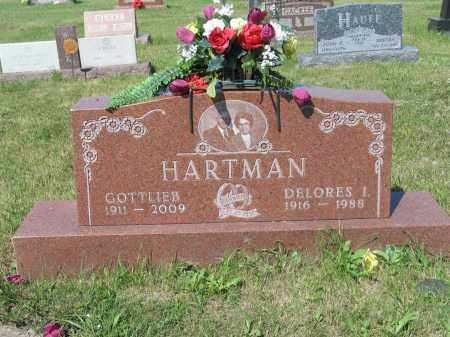 HARTMAN 240, GOTTLIEB - LaMoure County, North Dakota | GOTTLIEB HARTMAN 240 - North Dakota Gravestone Photos