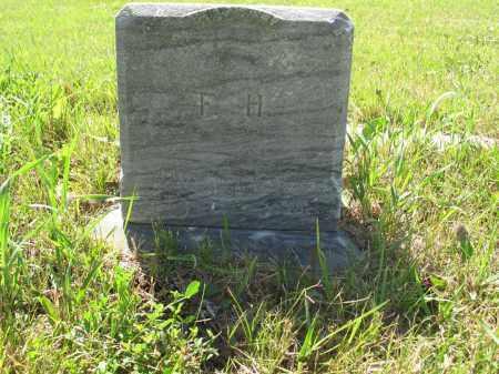 HEIDINGER 102, INFANT TWINS OF FREDERICH - LaMoure County, North Dakota | INFANT TWINS OF FREDERICH HEIDINGER 102 - North Dakota Gravestone Photos