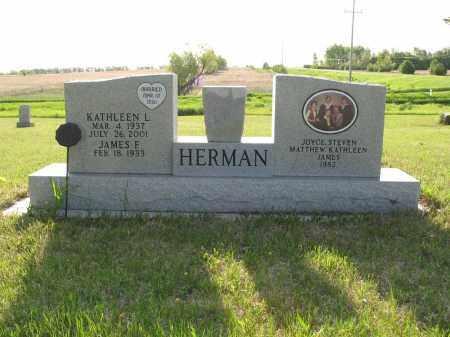 HERMAN 017, KATHLEEN L. - LaMoure County, North Dakota | KATHLEEN L. HERMAN 017 - North Dakota Gravestone Photos