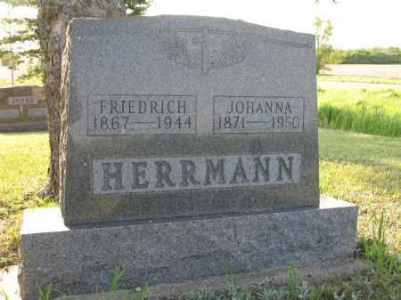HERRMANN 022, FRIEDRICH - LaMoure County, North Dakota | FRIEDRICH HERRMANN 022 - North Dakota Gravestone Photos