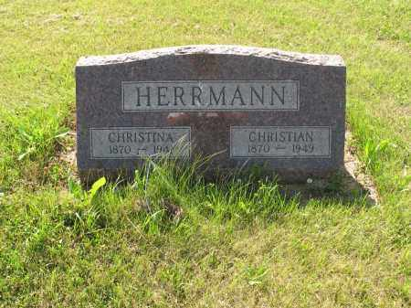 HERRMANN 180, CHRISTIAN - LaMoure County, North Dakota | CHRISTIAN HERRMANN 180 - North Dakota Gravestone Photos