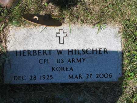 HILSCHER 299, HERBERT WILBERT - LaMoure County, North Dakota | HERBERT WILBERT HILSCHER 299 - North Dakota Gravestone Photos