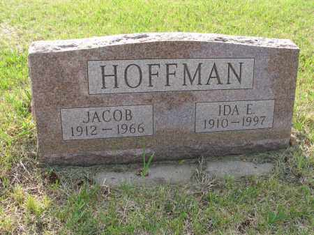 HOFFMAN 028, JACOB - LaMoure County, North Dakota | JACOB HOFFMAN 028 - North Dakota Gravestone Photos