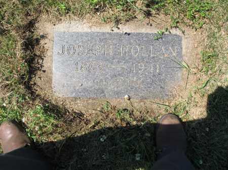 HOLLAN 541, JOSEPH - LaMoure County, North Dakota | JOSEPH HOLLAN 541 - North Dakota Gravestone Photos