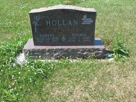 HOLLAN 548, SOPHIA - LaMoure County, North Dakota | SOPHIA HOLLAN 548 - North Dakota Gravestone Photos