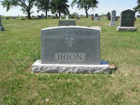IRION 495, FAMILY (THEOPHIEL) MARKER - LaMoure County, North Dakota | FAMILY (THEOPHIEL) MARKER IRION 495 - North Dakota Gravestone Photos
