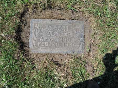 ISAAK 482, ALBERT EDWIN - LaMoure County, North Dakota   ALBERT EDWIN ISAAK 482 - North Dakota Gravestone Photos