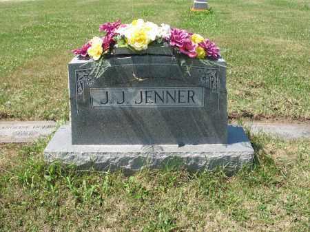 JENNER 502, FAMILY (JOHN J.) MARKER - LaMoure County, North Dakota | FAMILY (JOHN J.) MARKER JENNER 502 - North Dakota Gravestone Photos
