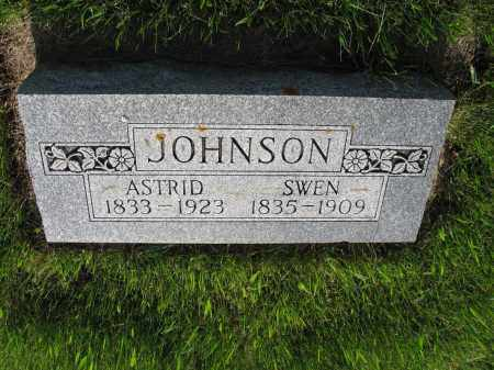 JOHNSON 006, SWEN - LaMoure County, North Dakota | SWEN JOHNSON 006 - North Dakota Gravestone Photos