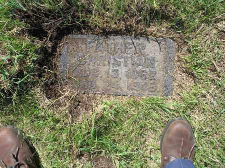MAEAR 139, CHRISTIAN - LaMoure County, North Dakota   CHRISTIAN MAEAR 139 - North Dakota Gravestone Photos