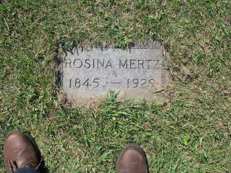 MERTZ 002, ROSINA - LaMoure County, North Dakota | ROSINA MERTZ 002 - North Dakota Gravestone Photos