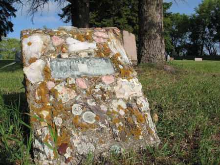 MOGCK 063, FREDERICK - LaMoure County, North Dakota   FREDERICK MOGCK 063 - North Dakota Gravestone Photos