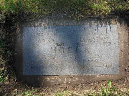 MOGCK 201, ANNA MARIE - LaMoure County, North Dakota | ANNA MARIE MOGCK 201 - North Dakota Gravestone Photos
