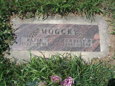 MOGCK 507, KATHERINA - LaMoure County, North Dakota | KATHERINA MOGCK 507 - North Dakota Gravestone Photos