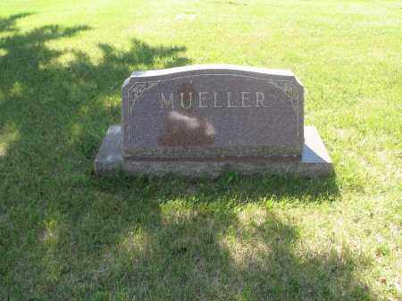 MUELLER 120, FAMILY (OTTO) MARKER - LaMoure County, North Dakota | FAMILY (OTTO) MARKER MUELLER 120 - North Dakota Gravestone Photos