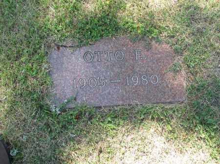 MUELLER 122, OTTO EMIL - LaMoure County, North Dakota   OTTO EMIL MUELLER 122 - North Dakota Gravestone Photos