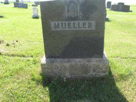 MUELLER 186, FAMILY (DAVID) MARKER - LaMoure County, North Dakota | FAMILY (DAVID) MARKER MUELLER 186 - North Dakota Gravestone Photos