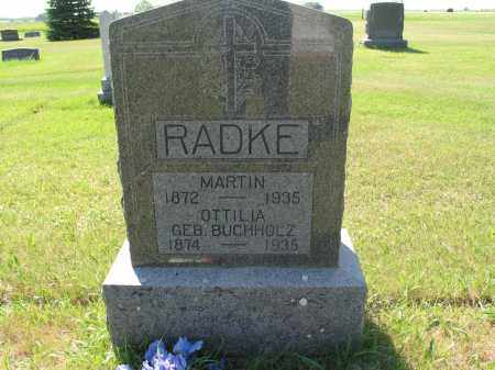 RADKE 082, MARTIN - LaMoure County, North Dakota | MARTIN RADKE 082 - North Dakota Gravestone Photos