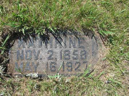 ROLOFF 020, KATHRINE - LaMoure County, North Dakota | KATHRINE ROLOFF 020 - North Dakota Gravestone Photos