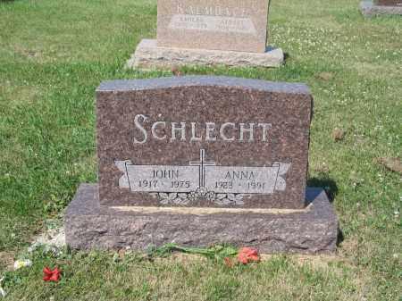 SCHLECHT 267, JOHN - LaMoure County, North Dakota | JOHN SCHLECHT 267 - North Dakota Gravestone Photos