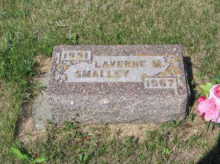 SMALLEY 250, LAVERNE MARIE - LaMoure County, North Dakota | LAVERNE MARIE SMALLEY 250 - North Dakota Gravestone Photos