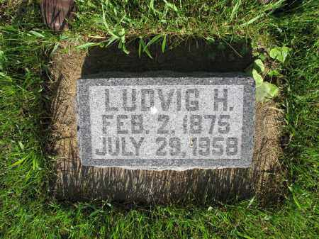 STEEN 020, LUDVIG H. - LaMoure County, North Dakota | LUDVIG H. STEEN 020 - North Dakota Gravestone Photos
