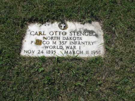 STENGEL 016, CARL OTTO - LaMoure County, North Dakota | CARL OTTO STENGEL 016 - North Dakota Gravestone Photos