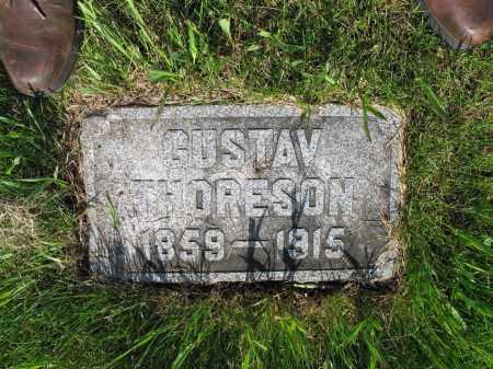 THORESON 008, GUSTAV - LaMoure County, North Dakota | GUSTAV THORESON 008 - North Dakota Gravestone Photos