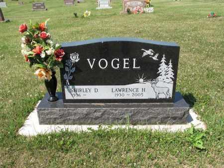 VOGEL 427, LAWRENCE H. - LaMoure County, North Dakota | LAWRENCE H. VOGEL 427 - North Dakota Gravestone Photos