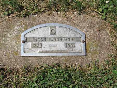 WENDLAND 510, JACOB - LaMoure County, North Dakota | JACOB WENDLAND 510 - North Dakota Gravestone Photos