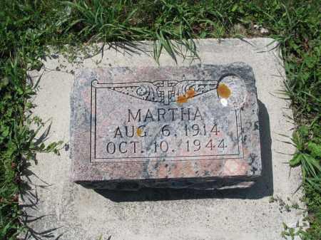 BUERKLE 100, MARTHA - Logan County, North Dakota | MARTHA BUERKLE 100 - North Dakota Gravestone Photos