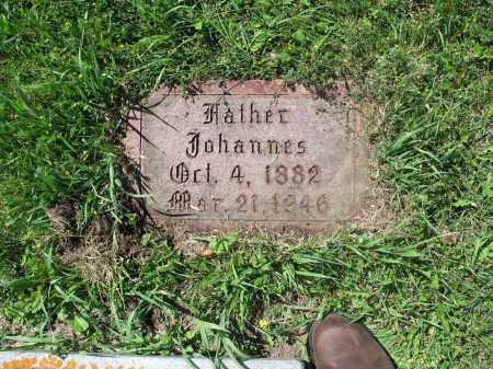 BURKLE 153, JOHANNES G. - Logan County, North Dakota | JOHANNES G. BURKLE 153 - North Dakota Gravestone Photos