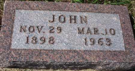 DITTUS, JOHN - Logan County, North Dakota   JOHN DITTUS - North Dakota Gravestone Photos