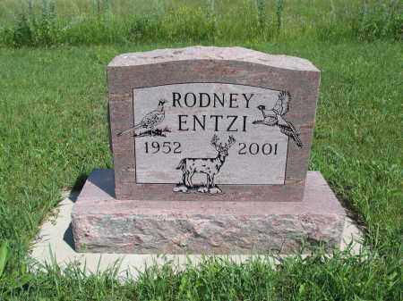 ENTZI 205, RODNEY - Logan County, North Dakota | RODNEY ENTZI 205 - North Dakota Gravestone Photos