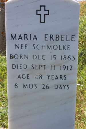 ERBELE, MARIA - Logan County, North Dakota | MARIA ERBELE - North Dakota Gravestone Photos