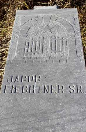 FIECHTNER, JACOB SR. - Logan County, North Dakota | JACOB SR. FIECHTNER - North Dakota Gravestone Photos