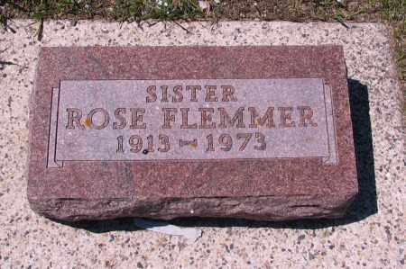 FLEMMER, ROSE - Logan County, North Dakota | ROSE FLEMMER - North Dakota Gravestone Photos