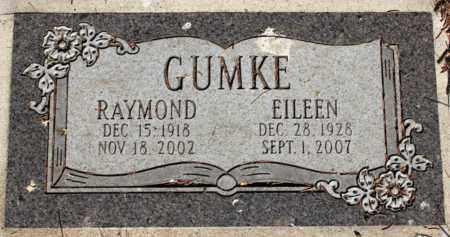 GUMKE, RAYMOND - Logan County, North Dakota | RAYMOND GUMKE - North Dakota Gravestone Photos