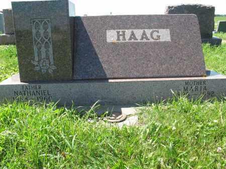 HAAG 159, MARIA - Logan County, North Dakota | MARIA HAAG 159 - North Dakota Gravestone Photos