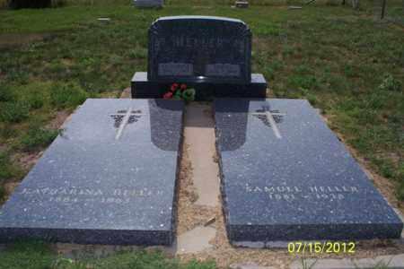 HELLER, SAMUEL - Logan County, North Dakota   SAMUEL HELLER - North Dakota Gravestone Photos