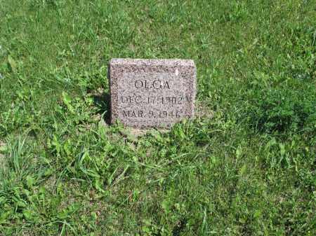 JANKE 107, OLGA - Logan County, North Dakota | OLGA JANKE 107 - North Dakota Gravestone Photos