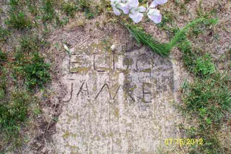 JANKE, ELDO - Logan County, North Dakota   ELDO JANKE - North Dakota Gravestone Photos